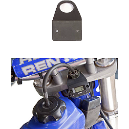 Hardline iMeter Wireless Hour Meter Steering Stem Mount - DR.D Hour Meter Bracket - Steering Stem Mount
