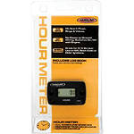 Hardline Hour Meter - Dirt Bike Headlight Kits, CDI Units & Electrical Accessories