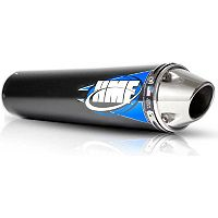 HMF Competition Slip-On Exhaust - Black