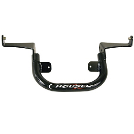Houser Racing ATV Grab Bar - 2009 Yamaha YFZ450 Houser Steering Stem - +2 Inch