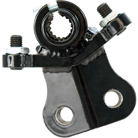 Houser Stem Bottom Adjust Black - Main