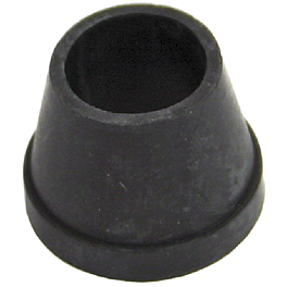 Houser Bar Mount Rubber Cone - Houser Stem Bottom Adjust Black