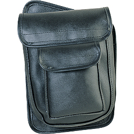 Hopnel Premium Double Add-A-Pocket - Hopnel Signature Series Pac-A-Derms With 2 Pouches