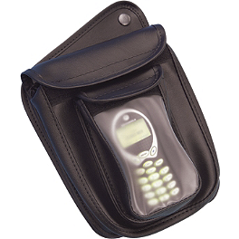 Hopnel Premium Double Add-A-Pocket With Clear Pouch - Hopnel Passenger Armrest Pouch