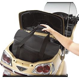 Hopnel Trunk Liner Bag - 2010 Honda Gold Wing 1800 Audio Comfort - GL1800 Show Chrome Luggage Rack - Chrome