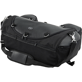 Hopnel Deluxe Rack Bag - 2010 Honda Gold Wing 1800 Premium Audio - GL1800 Show Chrome Tour Rack Bag