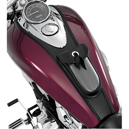 Hopnel Signature Series Tuxedo Tie - 2012 Honda Interstate 1300 - VT1300CT BikeMaster Oil Filter - Chrome