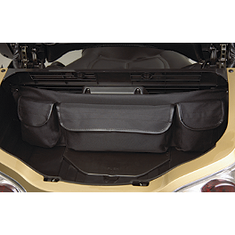 Hopnel Triple Trunk Pouch - 2010 Honda Gold Wing 1800 Premium Audio - GL1800 Hopnel Triple Trunk Pouch