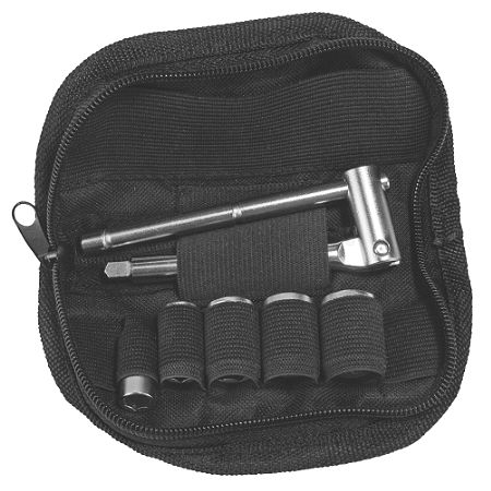 HP Tools Folding T-Set With Case - Main