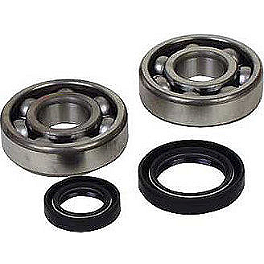 Hot Rods Crank Bearings And Seals Kit - 2009 Honda CRF250R Hot Rods Complete Bottom End Kit