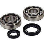 Hot Rods Crank Bearings And Seals Kit - Honda TRX250R Dirt Bike Engine Parts and Accessories