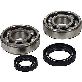 Hot Rods Crank Bearings And Seals Kit - 2004 Kawasaki KLX400SR Hot Rods Crank Bearings And Seals Kit