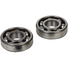 Hot Rods Crank Bearings - 2007 Suzuki RMZ450 Hot Rods Complete Bottom End Kit