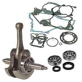 Hot Rods Complete Bottom End Kit - 2004 Honda CRF450R Hot Rods Crank Bearings And Seals Kit