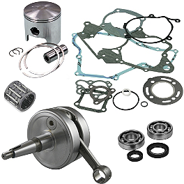 Hot Rods Complete Top & Bottom End Kit - 2-Stroke - 1993 Honda CR125 Hot Rods Crank Bearings And Seals Kit