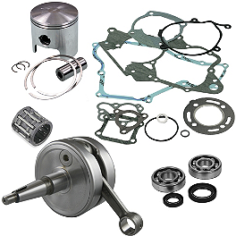Hot Rods Complete Top & Bottom End Kit - 2-Stroke - 1996 Honda CR250 Hot Rods Crank Bearings And Seals Kit