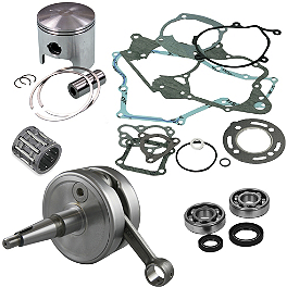 Hot Rods Complete Top & Bottom End Kit - 2-Stroke - 2002 Kawasaki KX60 Wiseco Top And Bottom End Kit - 2-Stroke