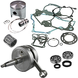 Hot Rods Complete Top & Bottom End Kit - 2-Stroke - 1997 Kawasaki KX80 Hot Rods Crank Bearings And Seals Kit