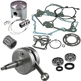 Hot Rods Complete Top & Bottom End Kit - 2-Stroke - 2009 Yamaha YZ125 Hot Rods Crank Bearings And Seals Kit