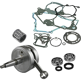 Hot Rods Complete Bottom End Kit - 2008 Suzuki RM250 Hot Rods Crank Bearings And Seals Kit