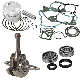 Hot Rods Complete Top & Bottom End Kit - 4-Stroke - 2004 Kawasaki KX250F Hot Rods Crank Bearings And Seals Kit