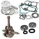 Hot Rods Complete Top & Bottom End Kit - 4-Stroke - HOT RODS Dirt Bike Piston Kits and Accessories
