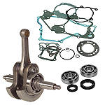 Hot Rods Complete Bottom End Kit - Kawasaki KX80 Dirt Bike Engine Parts and Accessories