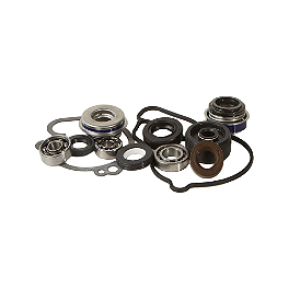 Hot Rods Water Pump Repair Kit - 2001 Suzuki RM125 Hot Rods Crank Bearings And Seals Kit