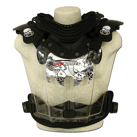 HRP Flak Jak LT-IMS Chest Protector - Peewee - Main