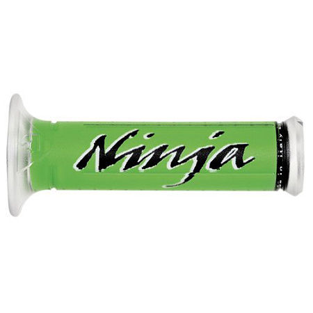 Harri's Grips - Ninja Green/Black - Main