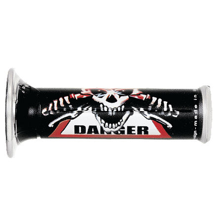 Harri's Grips - Danger Skull - Main
