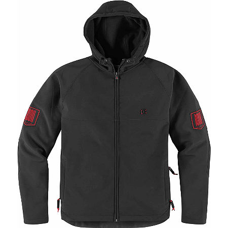 Icon 1000 Hoodlux Softshell Jacket - Main