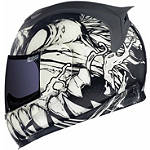 Icon Airframe Artist Series Helmet - Manic - Full Face Motorcycle Helmets