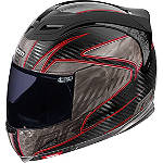 Icon Airframe Helmet - Carbon RR - Full Face Motorcycle Helmets