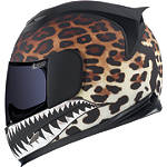 Icon Airframe Helmet - Sauvetage - Womens ICON Full Face Motorcycle Helmets