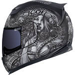 Icon Airframe Helmet - Vaquero - Womens Full Face Motorcycle Helmets