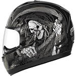 Icon Alliance Helmet - Harbinger - Full Face Motorcycle Helmets