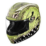Icon Airmada Helmet - Future Suture - Full Face Motorcycle Helmets