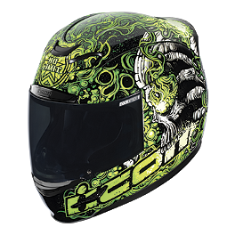 Icon Airmada Helmet - Jason Britton - Icon Airmada Helmet - Colossal
