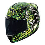 Icon Airmada Helmet - Jason Britton - Full Face Motorcycle Helmets