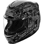 Icon Airmada Helmet - Parahuman - ICON Motorcycle Helmets and Accessories