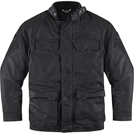 Icon 1000 Akorp Jacket - TourMaster Lawndale Leather Jacket