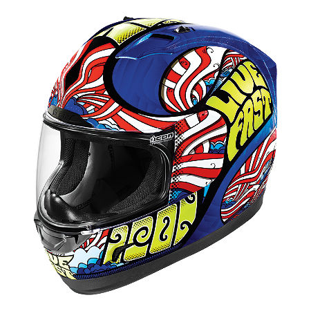 Icon Alliance Helmet - Headtrip - Main