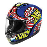 Icon Alliance Helmet - Headtrip - Full Face Motorcycle Helmets
