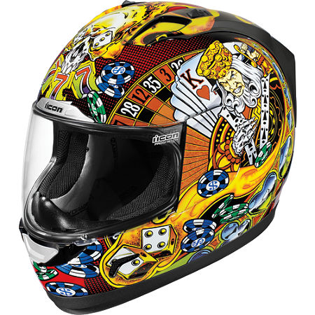 Icon Alliance Helmet - Lucky Lid - Main