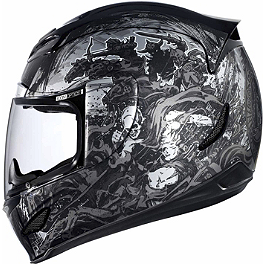 Icon Airmada Helmet - 4 Horsemen - Icon Alliance Helmet - Harbinger