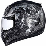 Icon Airmada Helmet - 4 Horsemen - ICON Dirt Bike Products
