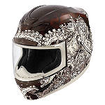 Icon Airmada Helmet - Colossal - ICON Full Face Motorcycle Helmets