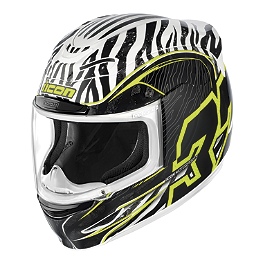 Icon Airmada Helmet - Bostrom Signature - Icon Airmada Helmet - Colossal