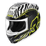 Icon Airmada Helmet - Bostrom Signature - ICON Helmets and Accessories